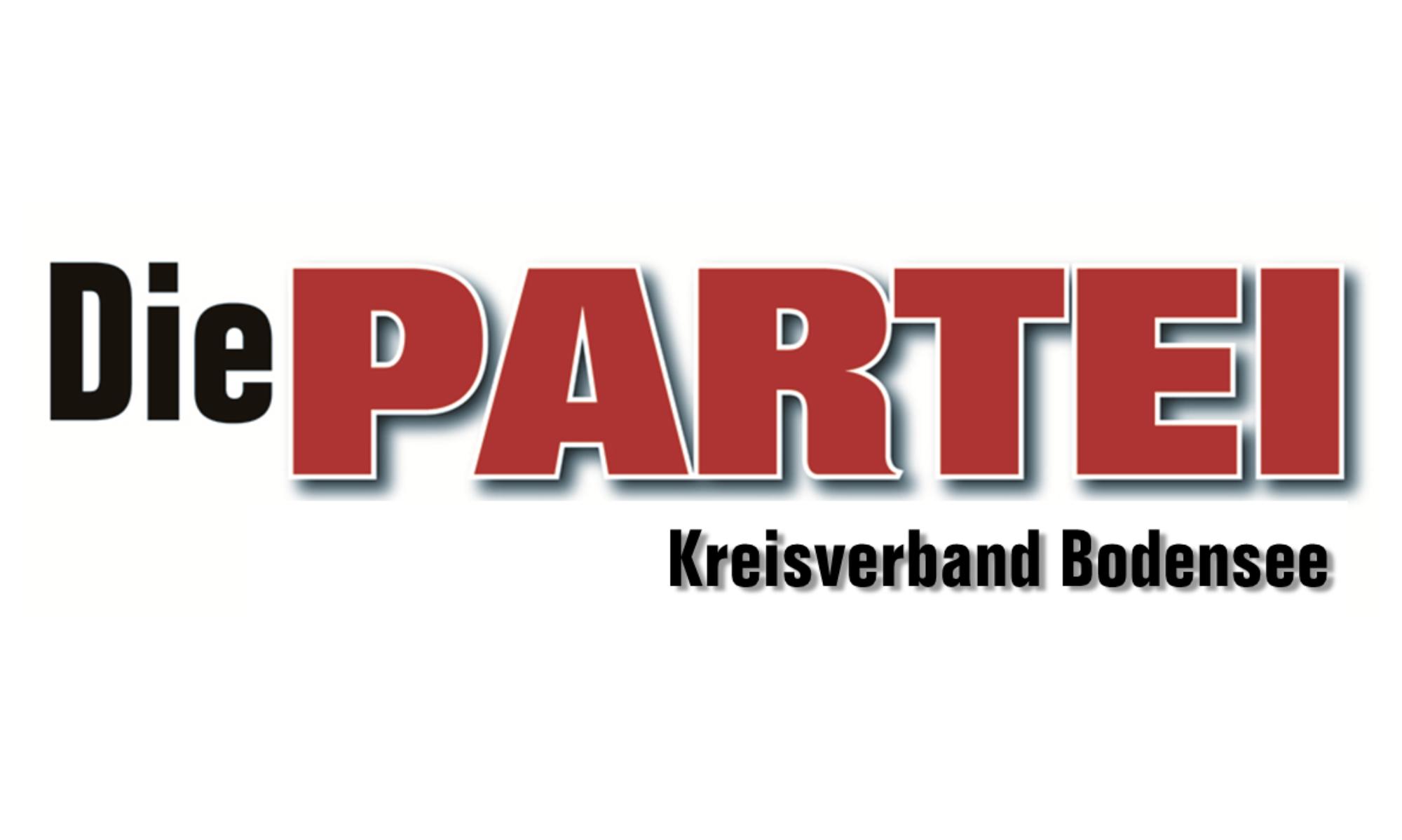 Die PARTEI Bodensee